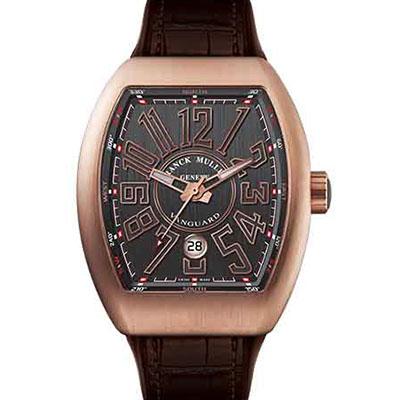 Швейцарские часы Franck Muller Vanguard