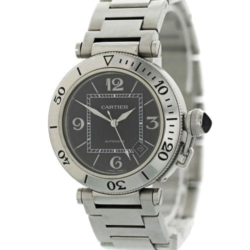 Швейцарские часы Cartier Pasha De 40mm