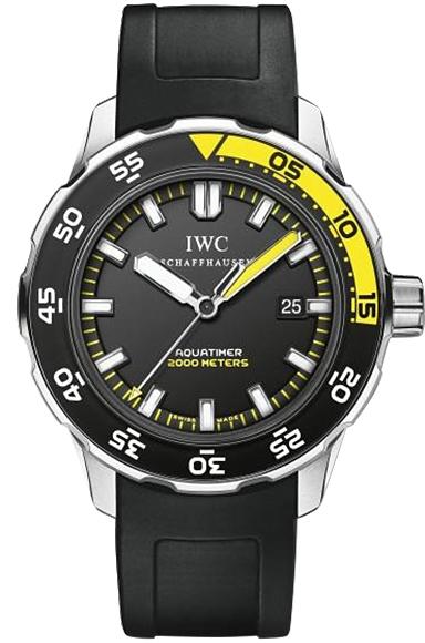 Швейцарские часы IWC Aquatimer