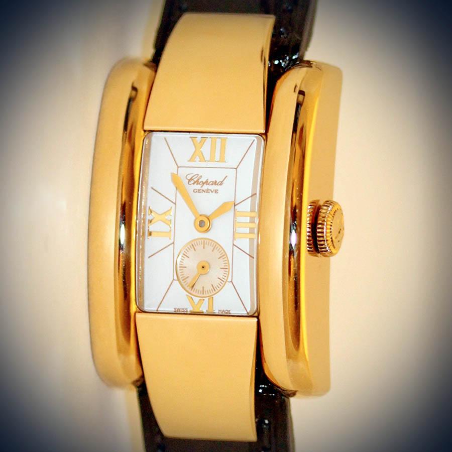 Швейцарские часы Chopard  La Strada  Yellow Gold