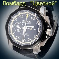 Швейцарские часы Corum  Admiral Cup Seafender Chronograph 48mm