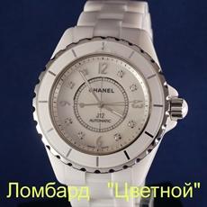 Швейцарские часы Chanel  J12  Ceramic 38 mm