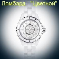 Швейцарские часы Chanel   J-12