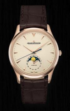 Швейцарские часы Jaeger-LeCoultre   Master Memovox