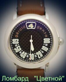 Швейцарские часы Gerald Genta   Arena Retro Sport