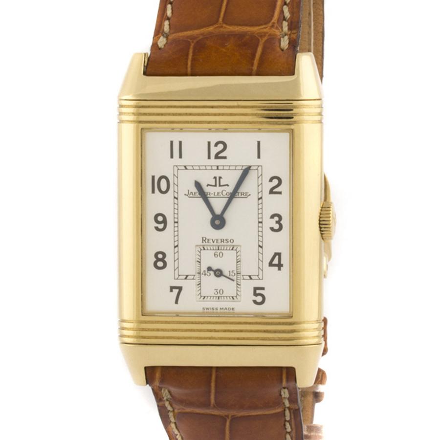 Швейцарские часы Jaeger-LeCoultre  Reverso Grande Yellow Gold