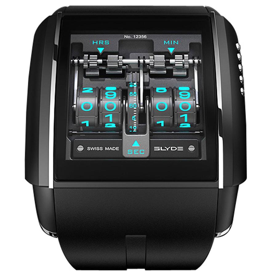 Швейцарские часы Hd3 HD3  Slyde Titanium