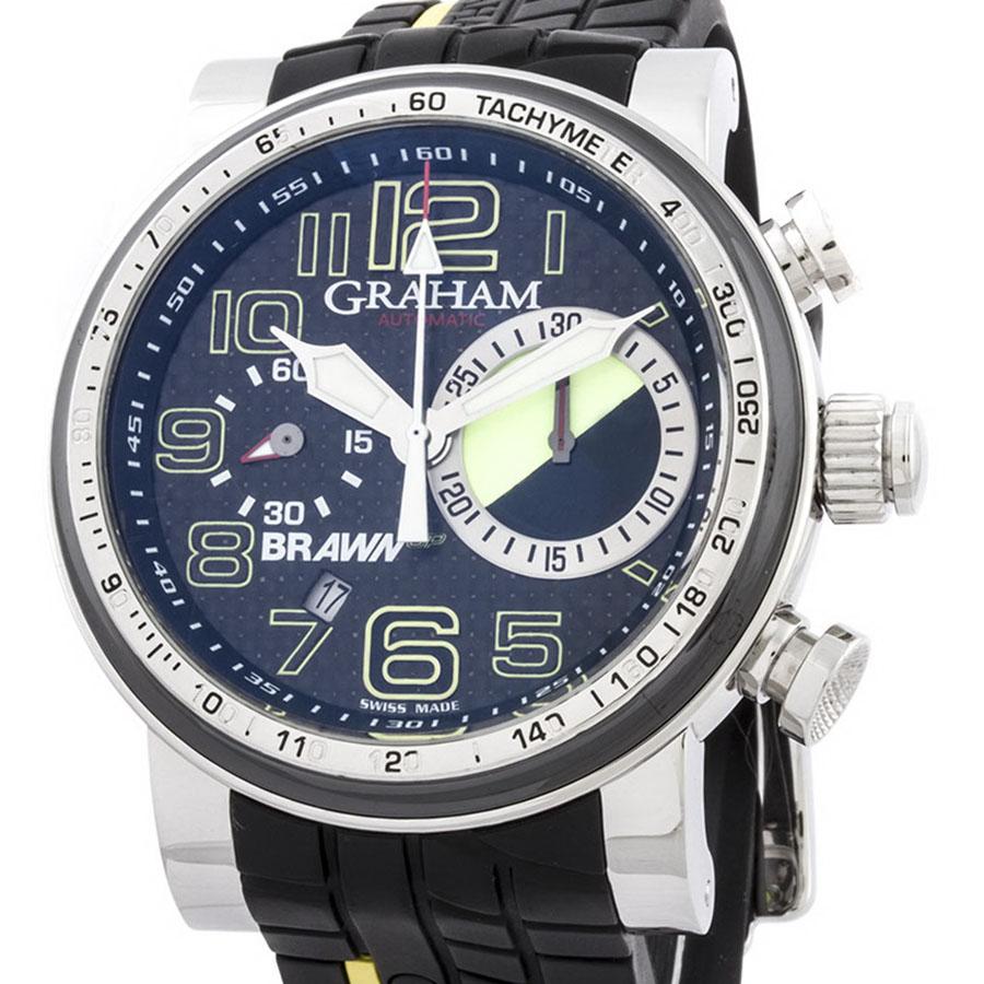 Швейцарские часы Graham  Silverstone TrackMaster Year One Chronograph