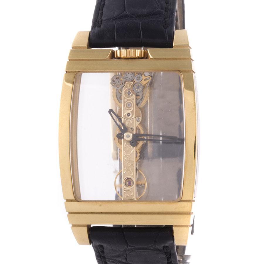 Швейцарские часы Corum  Golden Bridge