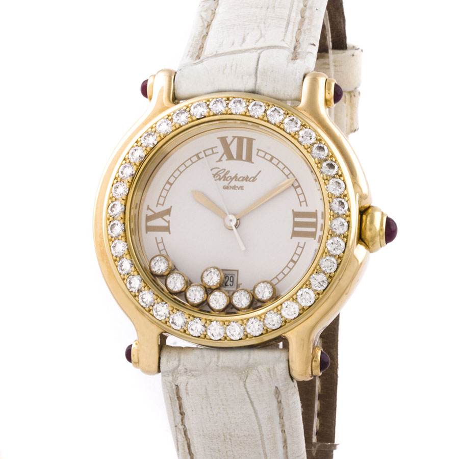 Швейцарские часы Chopard Happy Sport Classic