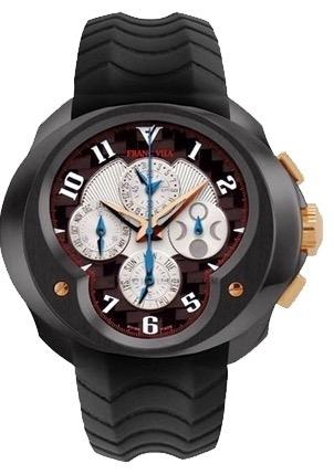 Швейцарские часы Franc Vila Chronograph Annual calendar