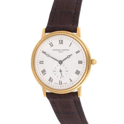Швейцарские часы Frederique Constant Depose Classic Slim Line