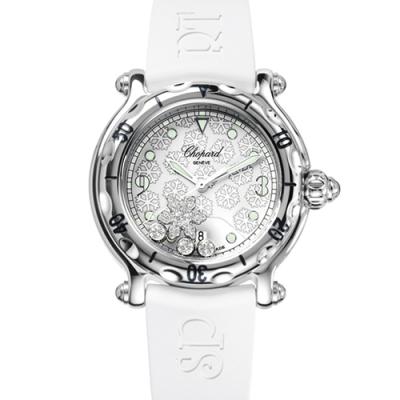 Швейцарские часы Chopard Happy Snowflakes Ladies