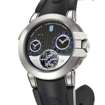 Швейцарские часы Harry Winston Ocean Project 45 mm