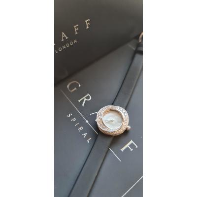 Швейцарские часы Graff Spiral