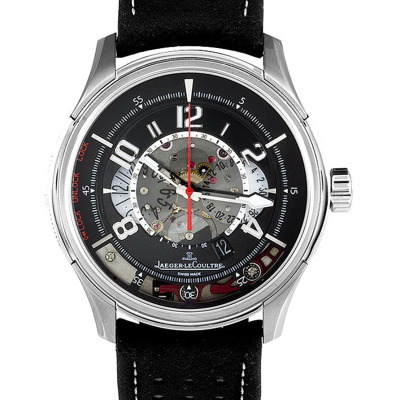 Швейцарские часы Jaeger-LeCoultre  Aston Martin Amvox2 Titanium