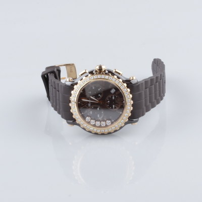 Швейцарские часы Chopard  Happy  Sport II Chronograph 42 mm