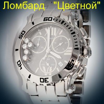 Швейцарские часы Chopard  Happy Sport Mark 2 Chronograph 42mm