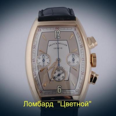Швейцарские часы Franck Muller  Havana Chronograph