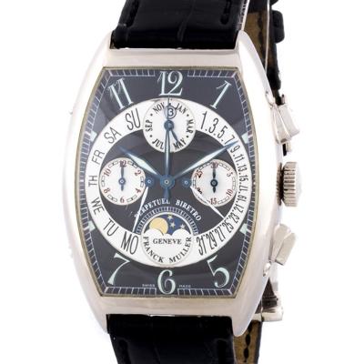 Швейцарские часы Franck Muller Franck Muller Double Retrograde Perpetual Calendar Chronograph