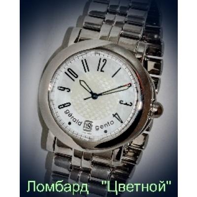 Швейцарские часы Gerald Genta  Arena Sport 38 mm