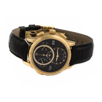 Швейцарские часы Glashutte Original   PanoMaticChrono