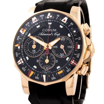 Швейцарские часы Corum   Admirals Cup Rose Gold