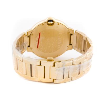 Швейцарские часы Cartier   Ballon Bleu 42 mm Gold