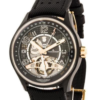 Швейцарские часы Jaeger-LeCoultre  AMVOX3 Tourbillon GMT Limited Edition