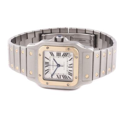 Швейцарские часы Cartier   Santos Automatic