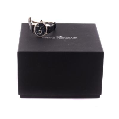 Швейцарские часы Girard-Perregaux   Cat`s Eye White Gold
