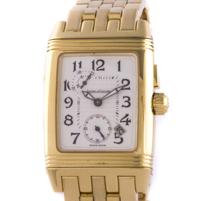 Швейцарские часы Jaeger-LeCoultre  Reverso Gran Sport Duo Face Night Day