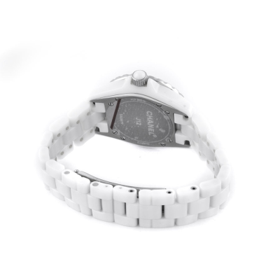 Швейцарские часы Chanel  J-12 White Ceramic 33mm
