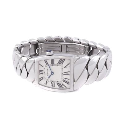 Швейцарские часы Cartier  La Dona Large Size Steel