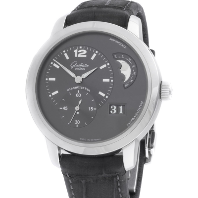 Швейцарские часы Glashutte Original Glashütte Original PanoMaticLunar