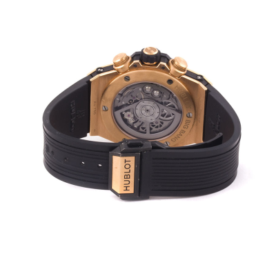 Швейцарские часы Hublot  Big Bang Unico King Gold Ceramic 45mm