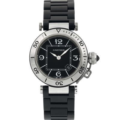 Швейцарские часы Cartier Pasha Seatimer 33mm