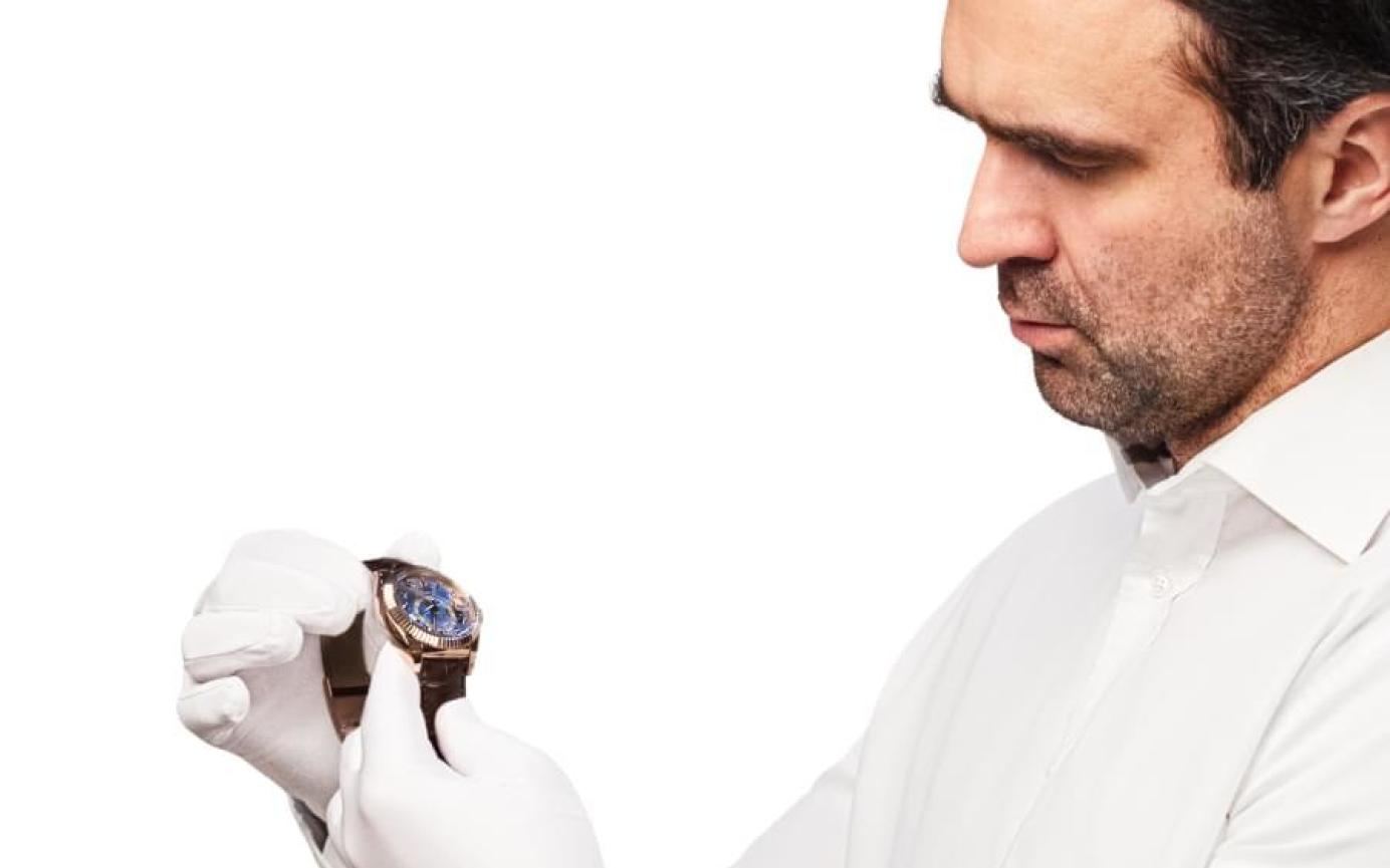 профессиональная экспертиза и оценка часов